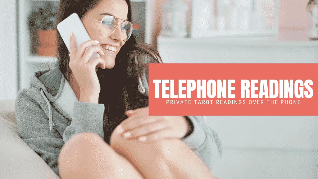 Tarot phone readings by Colin Anthony - The Tarot Guy
