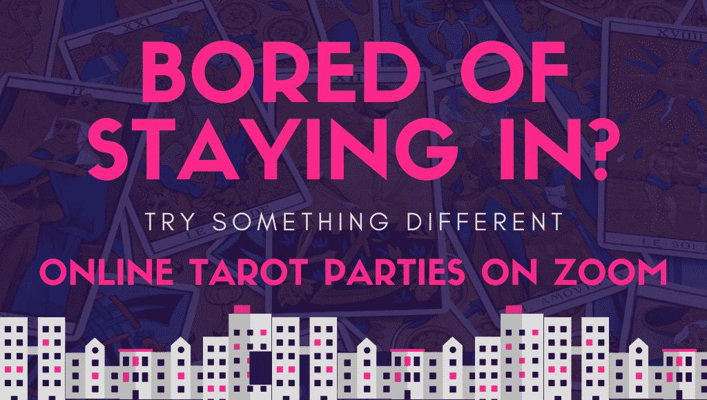 Zoom Tarot Party